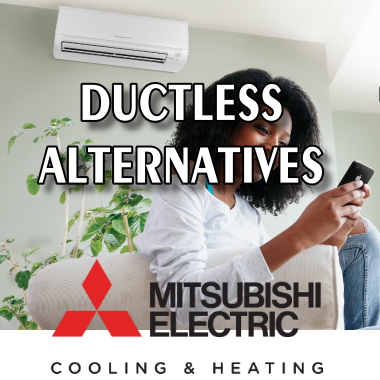 Mitsubishi Mini-Split Ductless System