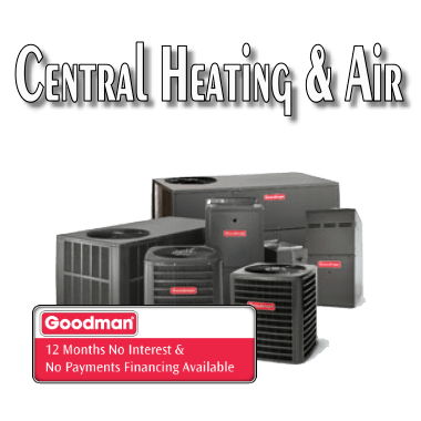 Goodman and Ruud HVAC Systems