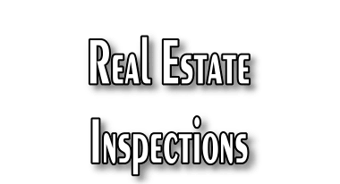 real estate inpection letters