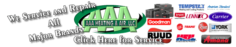 AAA Heating & Air Service Any Time