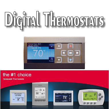 AAA Heating & Air Thermostat Controls